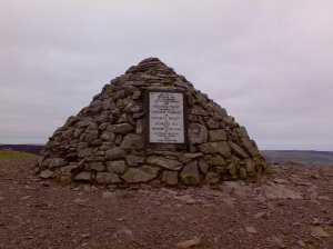 Highest point in Exmoor